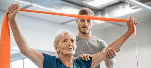 Mosjon og trening ved leddgikt