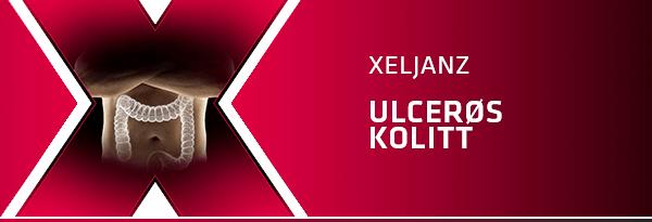 Xeljanz (tofacitinib) og behandling av ulcerøs colitt (UC) - tablettbehandling